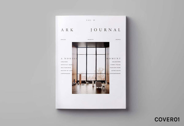 Ark Journal – Volume 04: A Nordic Moment – Cover 01