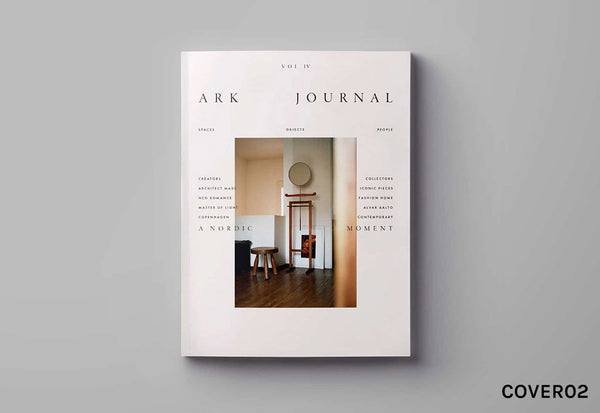 Ark Journal – Volume 04: A Nordic Moment – Cover 02