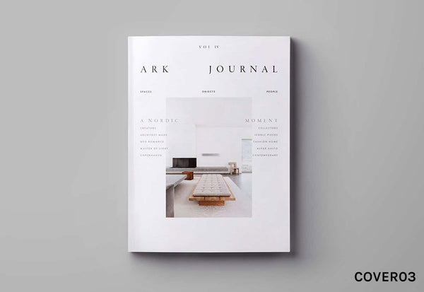 Ark Journal – Volume 04: A Nordic Moment – Cover 03