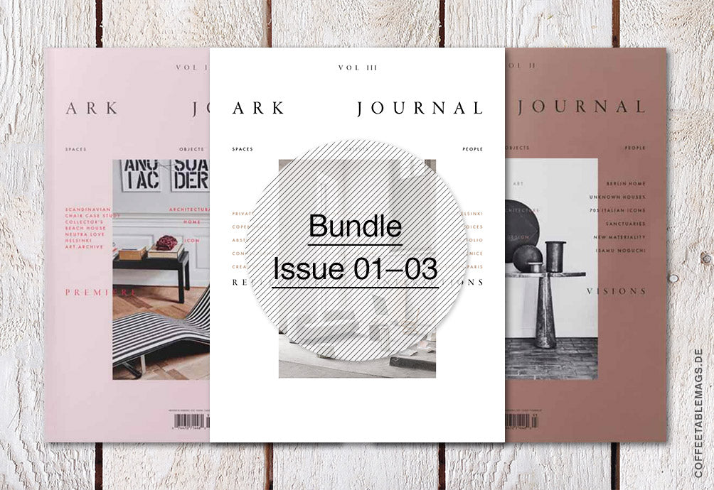 Ark Journal – Bundle (Volume 01–03)
