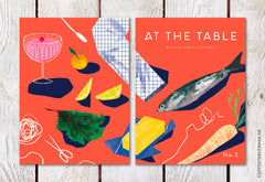 At The Table (British Food Culture) – Number 02