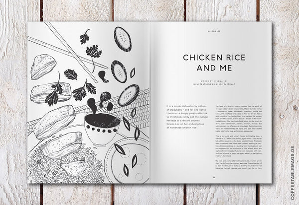 At The Table (British Food Culture) – Number 02 – Inside 03