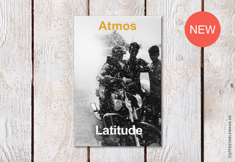 Atmos Volume 02: Latitude – Cover