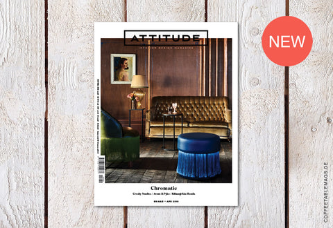 Attitude Interior Design Magazine – Number 86: Chromatic