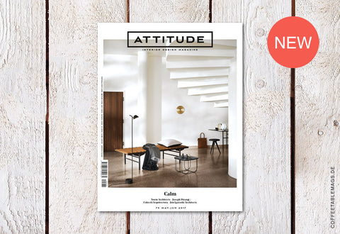 Attitude Magazine – Number 75: Calm