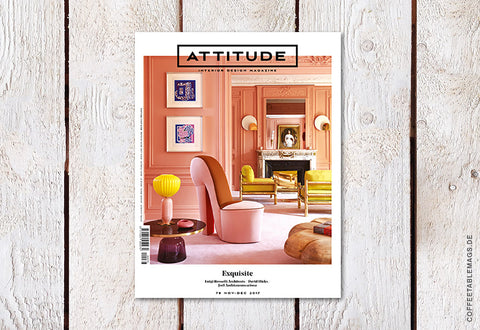Attitude Interior Design Magazine – Number 78: Exquisite