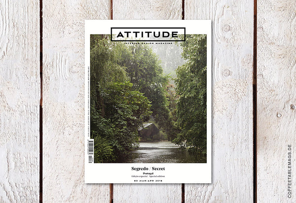 Attitude Magazine – Number 80: Secret – Cover