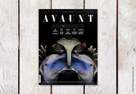 Avaunt Magazine – Issue 06 (Deficiencies copy)
