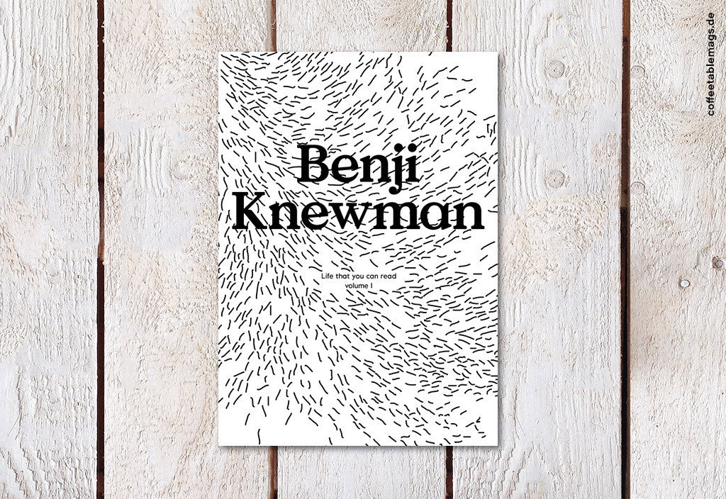 Benji Knewman – Issue 1 – Cover