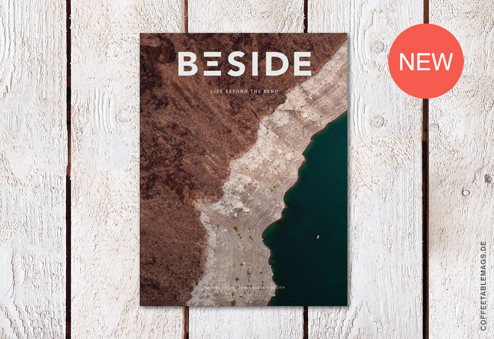 Beside Magazine – Issue 3 – Cover