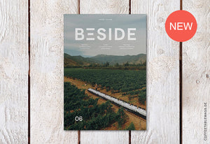 Beside Magazine – Issue 6: How do we sustain our traditions? – Cover
