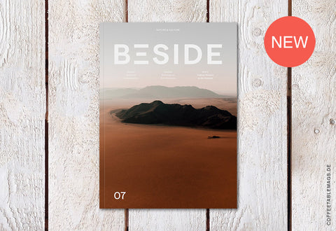 Beside Magazine – Issue 7: What risks are we willing to bear? – Cover