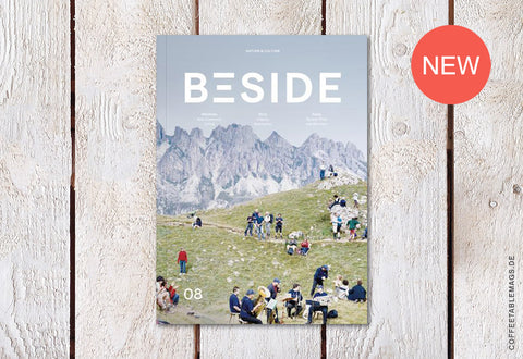 Beside Magazine – Issue 08: What communities do we belong to? – Cover