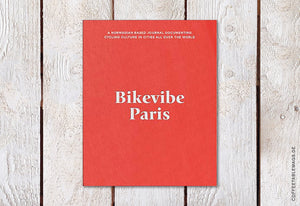 Copy of Bikevibe – Volume 7: Paris – Cover