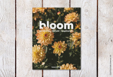 Bloom Magazine – Issue 03: Summer – Cover