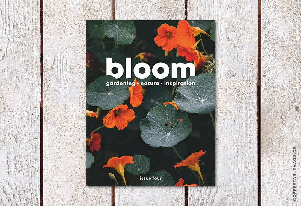 Bloom Magazine – Issue 04: Autumn – Cover