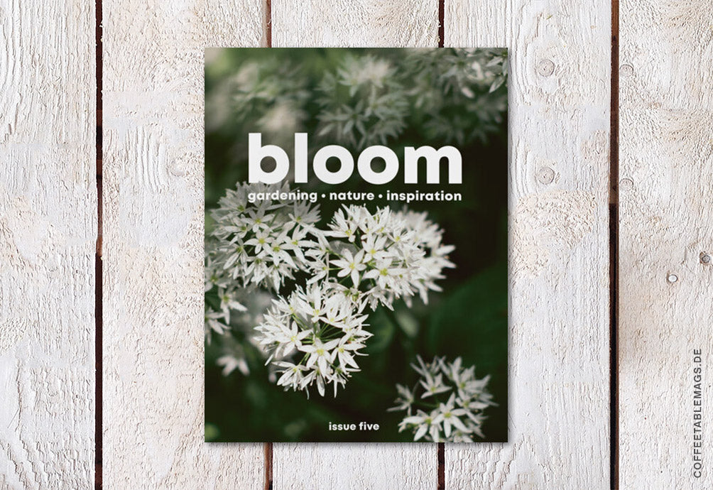 Bloom Magazine – Issue 05: Spring – Cover