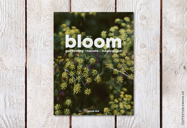 Bloom Magazine – Issue 06: Summer – Cover