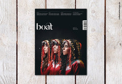 Boat Magazine – Issue 10 – Cover