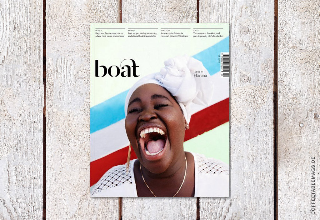 Boat – Volume 11 – Cover