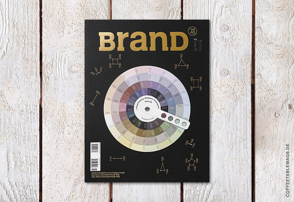 BranD Magazine – Issue 48: Limited Printing – Cover: Black