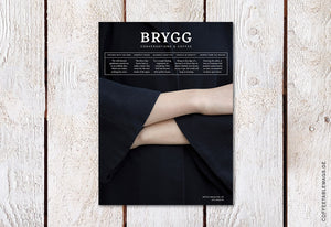 Brygg Magazine – Issue 9 – Cover