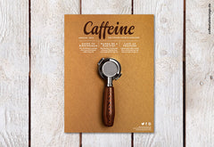 Caffeine Magazine – Volume 8 – Cover
