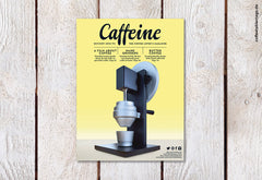 Caffeine Magazine – Volume 11 – Cover