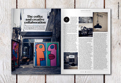 Caffeine Magazine – Volume 11 – Inside 1