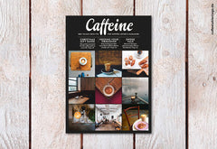 Caffeine – Volume 18 – Cover