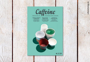 Caffeine – Volume 20 – Cover