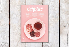 Caffeine – Volume 25 – Cover