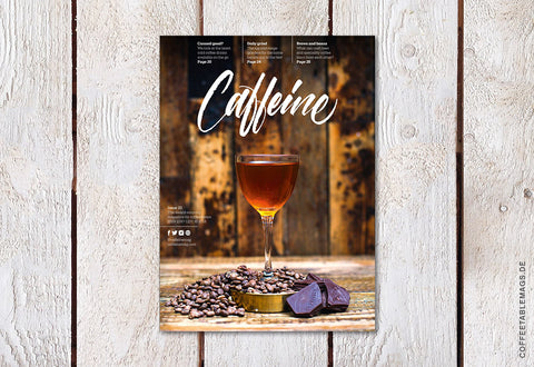 Caffeine – Volume 33 – Cover
