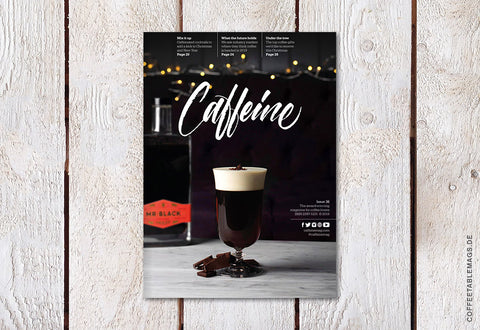 Caffeine – Volume 36 – Cover