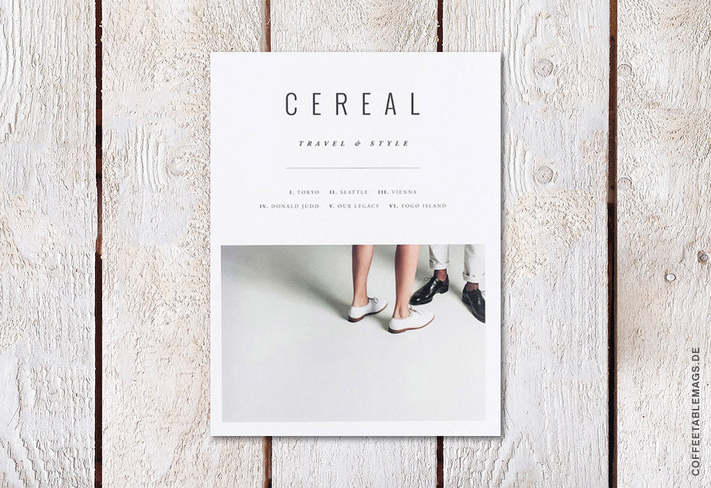 Cereal – Volume 11 – Cover
