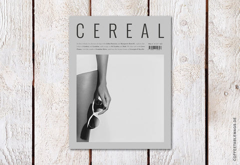 Cereal – Volume 13 (Deficiencies copy)