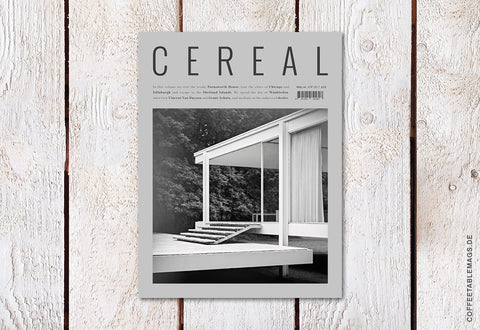 Cereal – Volume 14 – Cover