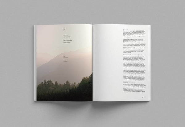 Coffee Table Mags // Independent Magazines // Cereal – Volume 17 – Inside 01