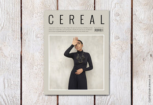 Cereal – Volume 18 – Cover