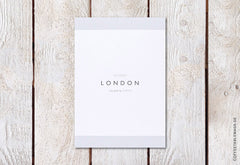 Cereal Magazine – London Guidebook – Cover
