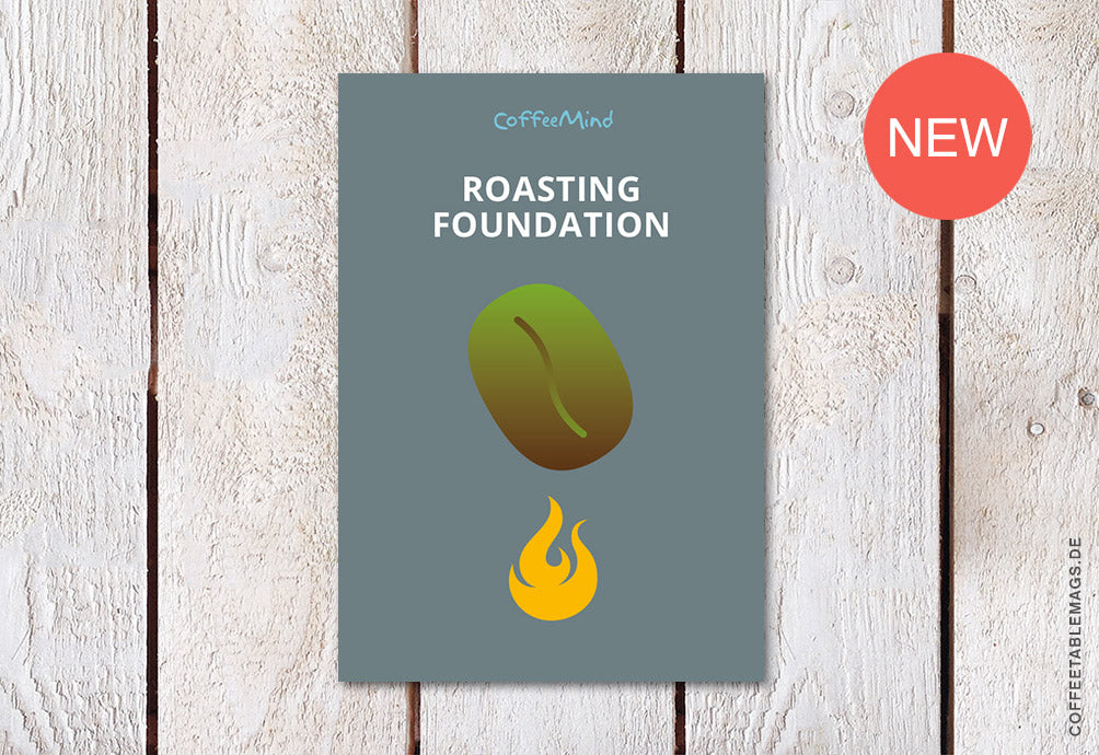 Roasting Foundation – New Edition 2018 – Cover