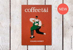 Coffee Table Mags / Independent Magazines / Coffee t&i Magazine – Volume 66 – Cover