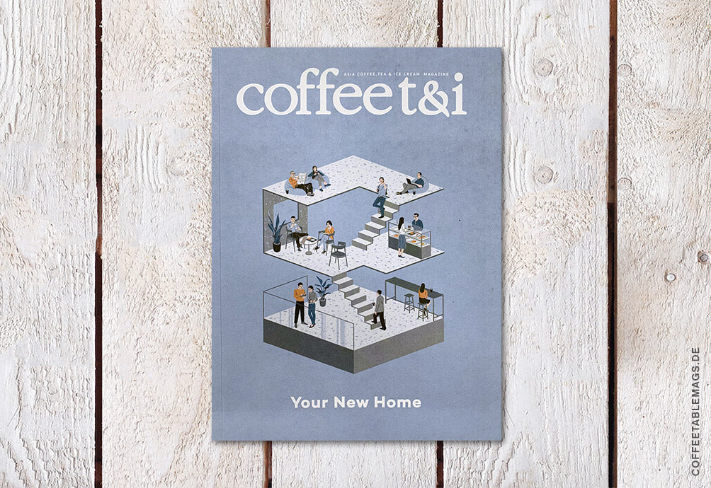 Coffee Table Mags // Independent Magazines // Coffee t&i Magazine – Volume 67 – Cover