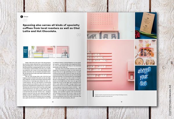 Coffee Table Mags // Independent Magazines // Coffee t&i Magazine – Volume 67 – Inside 02