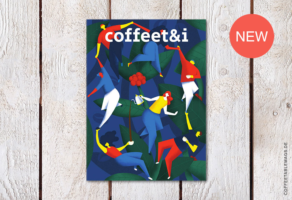 Coffee t&i Magazine – Volume 68 – Cover