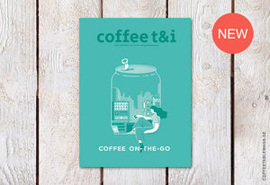 Coffee t&i Magazine – Volume 69 – Cover