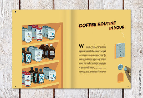 Coffee t&i Magazine – Volume 69