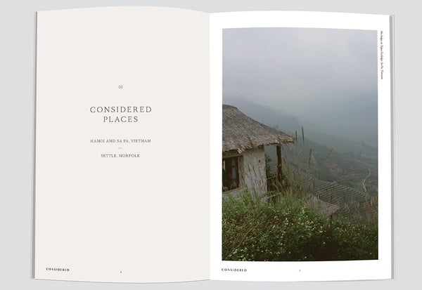 Considered Magazine – Issue 03 – Inside 01