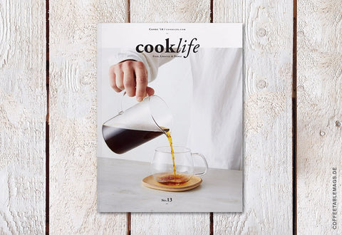 Cooklife Magazine – Volume 13 – Cover