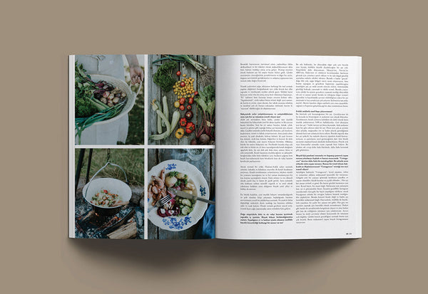 Cooklife Magazine – Volume 15: Conscious – Inside 02